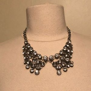 Express silver collar necklace $10 or best offer